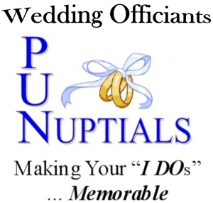 Pun Nuptials ~ A Group of Wedding Officiants and Ministers